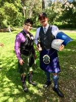 Ron McGlashan Memorial: Best Dressed Competitor - Lloyd Christiansen