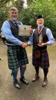 Ron McGlashan Memorial: Best Dressed Competitor – Steven Coontz